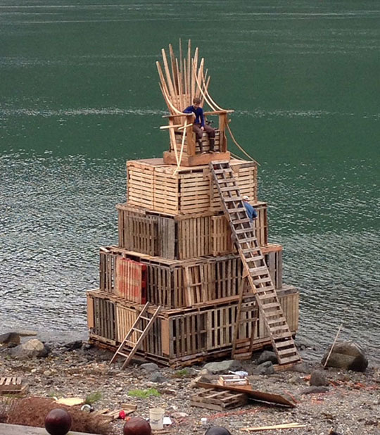 Game Of Pallets