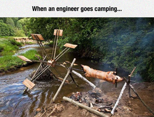 The Perfect Way To Camping
