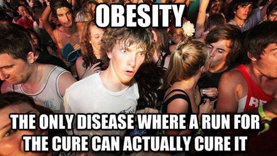 funny-run-obesity-disease-cure