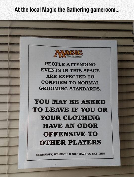 funny-sign-Magic-Gathering-gameroom