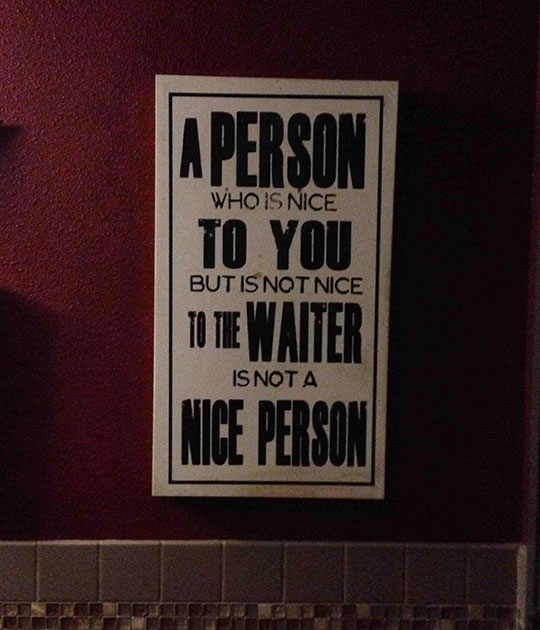 funny-sign-quote-nice-person-waiter