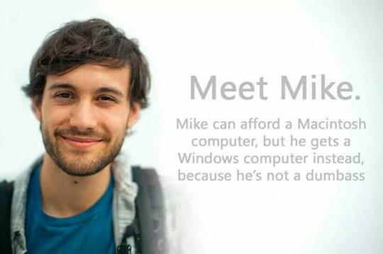 Good Job, Mike!
