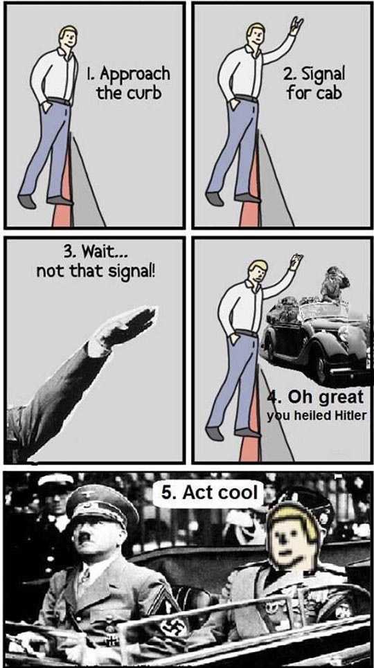 Just Act Cool