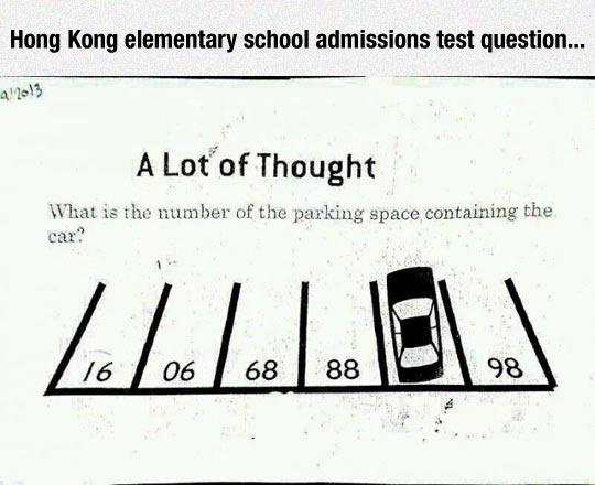 funny-test-number-guess-car