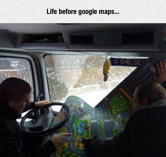 Google Mats