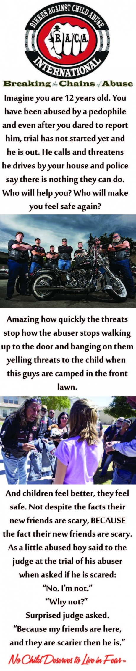 Bikers Are Awesome