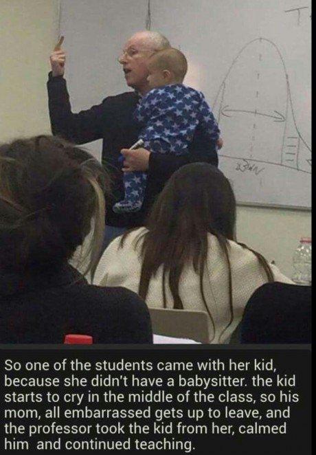 Dopest of all professors