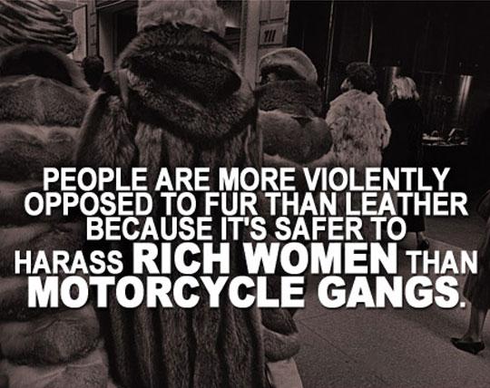 Even Activists Are Hypocrites Sometimes