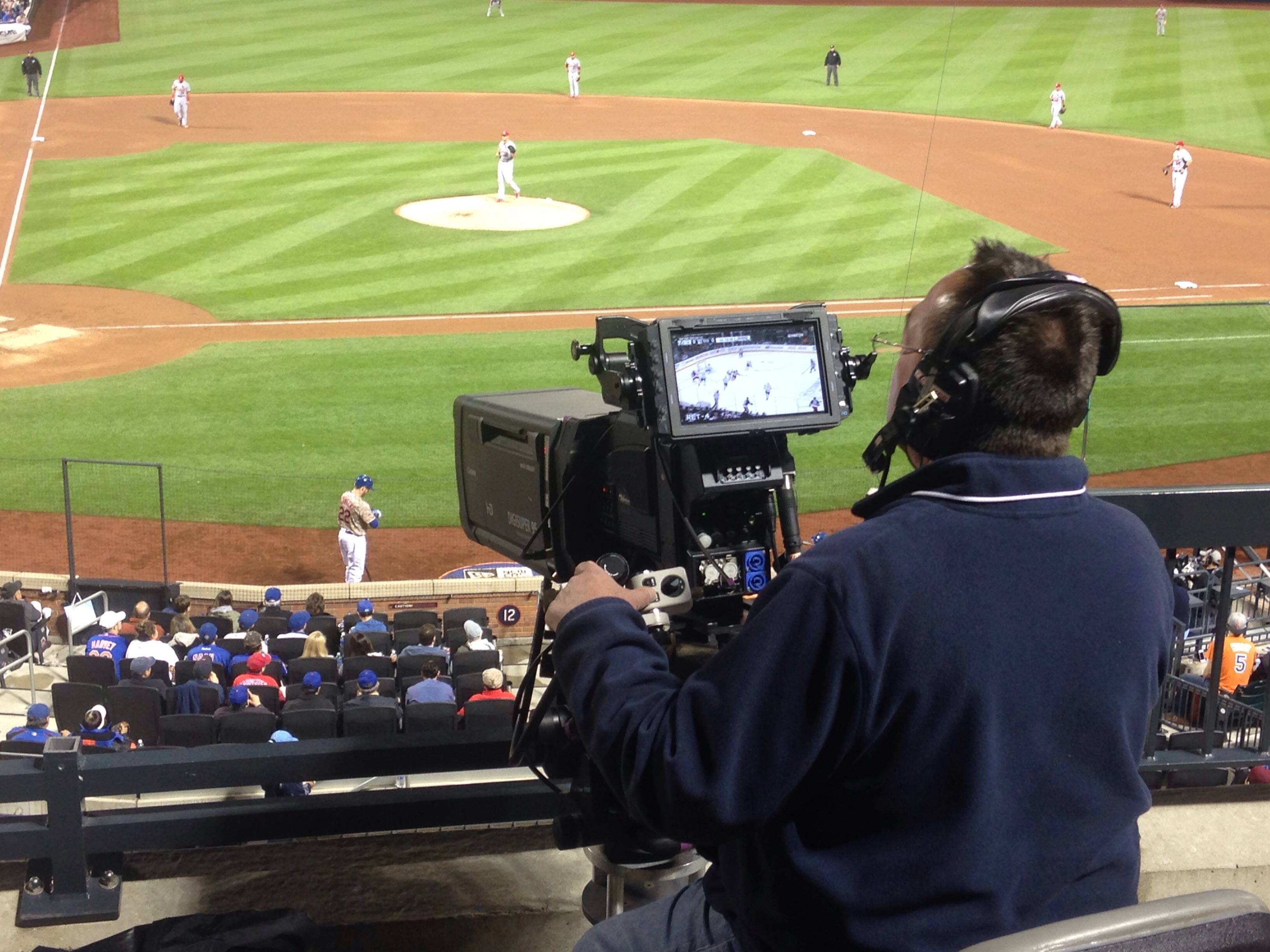 Extreme focus at the Met game last night