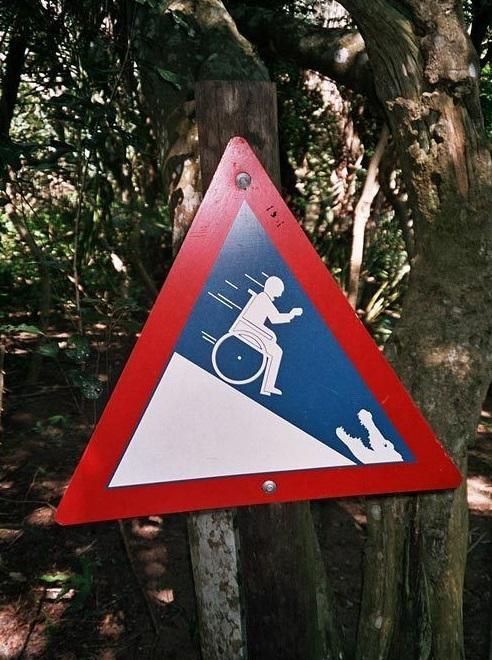 Funny-Signs-Crocodile-11