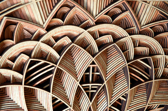 How An Artist Created These Detailed Wooden Pieces Is Fascinating And Incredible1