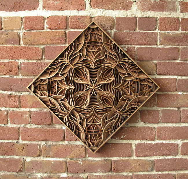 How An Artist Created These Detailed Wooden Pieces Is Fascinating And Incredible2