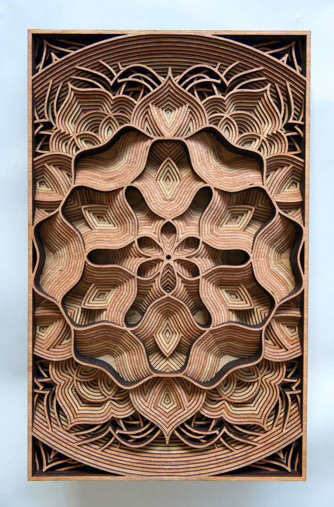 How An Artist Created These Detailed Wooden Pieces Is Fascinating And Incredible5