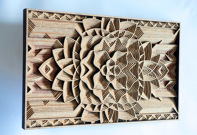 How An Artist Created These Detailed Wooden Pieces Is Fascinating And Incredible6
