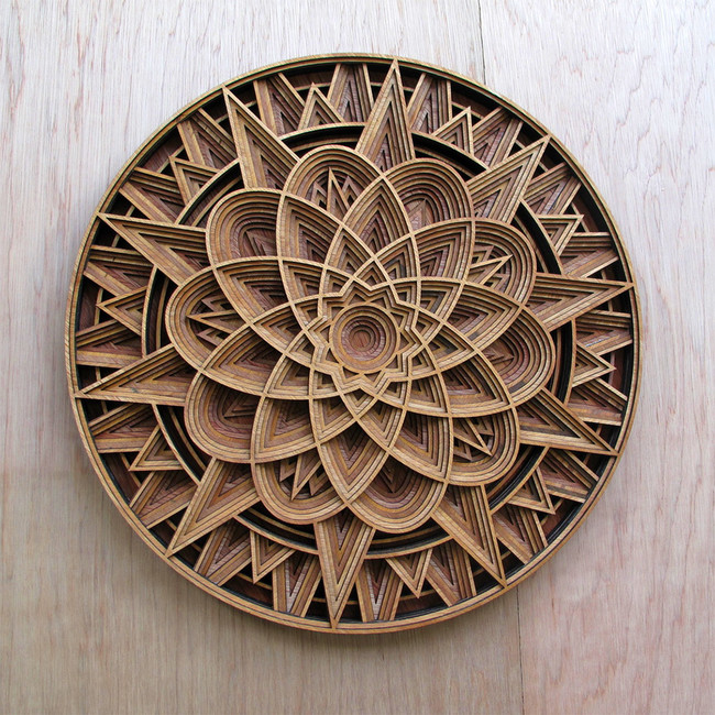 How An Artist Created These Detailed Wooden Pieces Is Fascinating And Incredible8