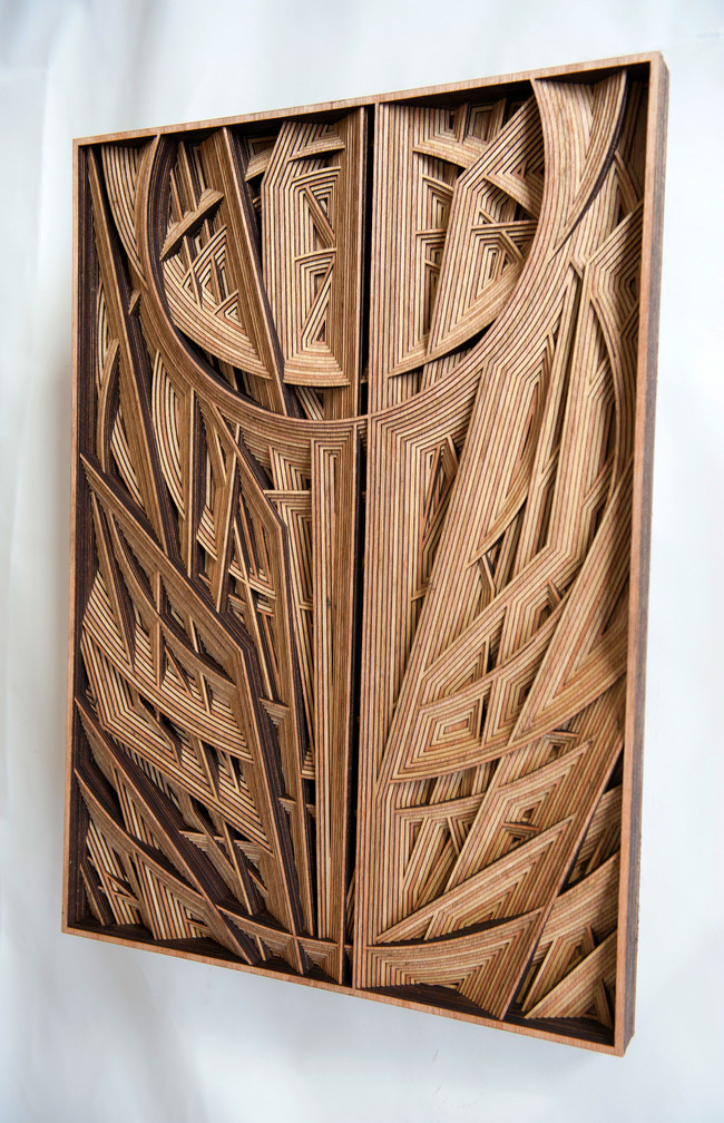 How An Artist Created These Detailed Wooden Pieces Is Fascinating And Incredible9