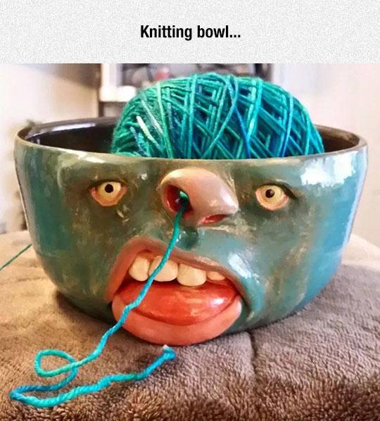 Knitting Just Got Better