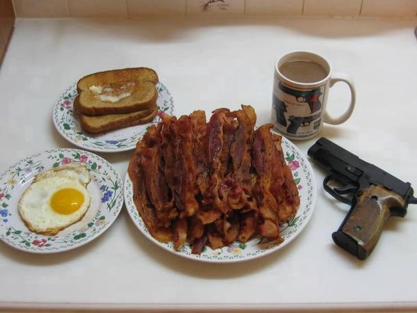Positively American Breakfast