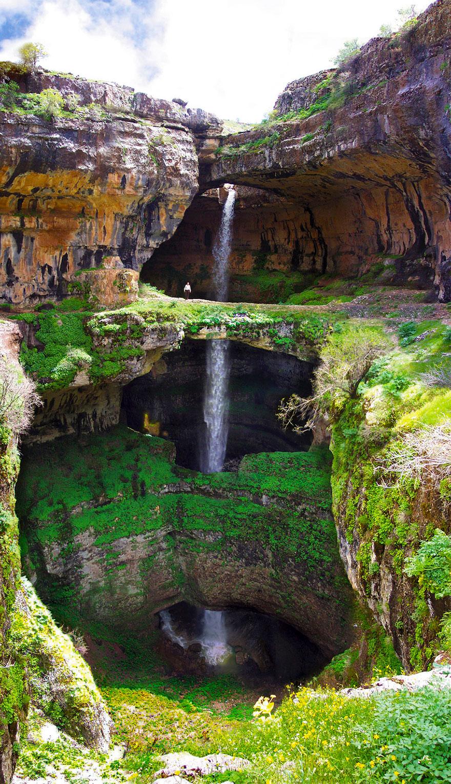 The Cave Of Three Bridges
