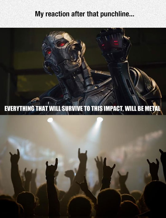 Ultron's Wise Words