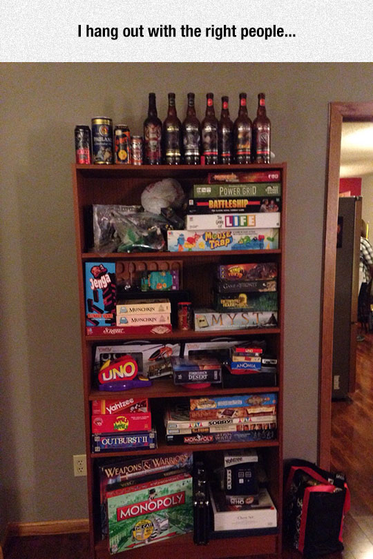 Board Game Heaven