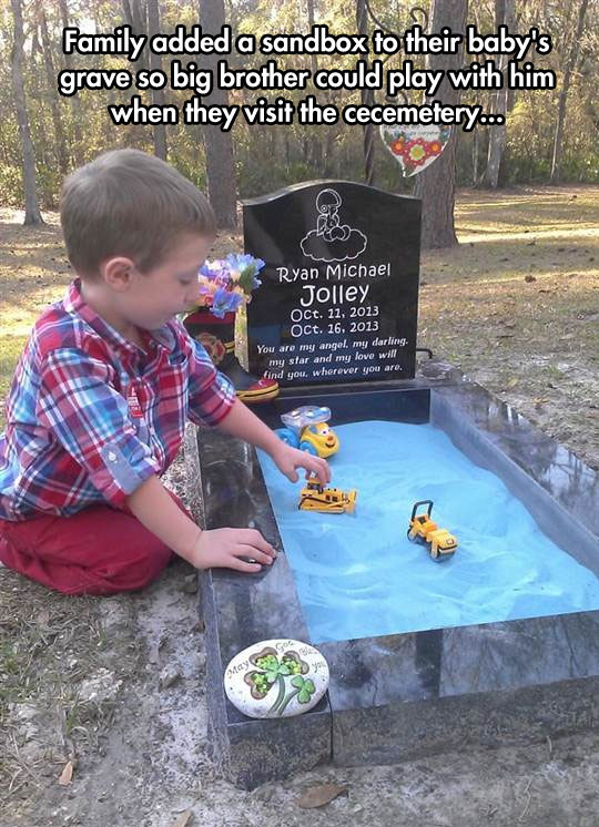 He Lived Such A Short Life