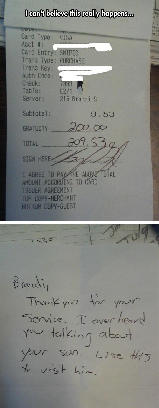 Helpful Samaritan