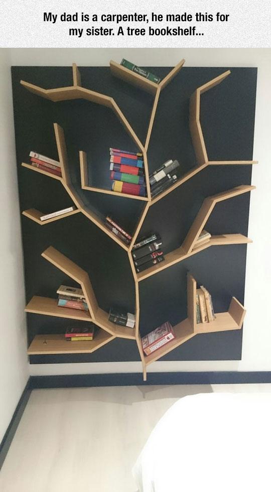 cool-tree-bookshelf-homemade