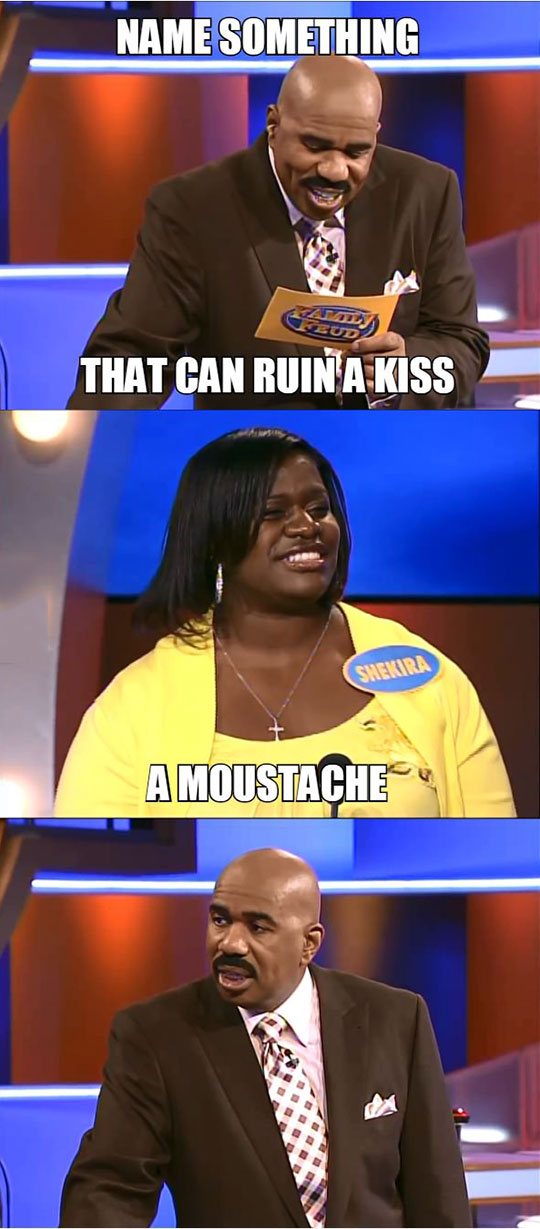 funny-Family-Feud-ruin-kiss-mustache