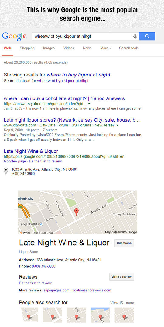 funny-Google-correction-liquor-drunk