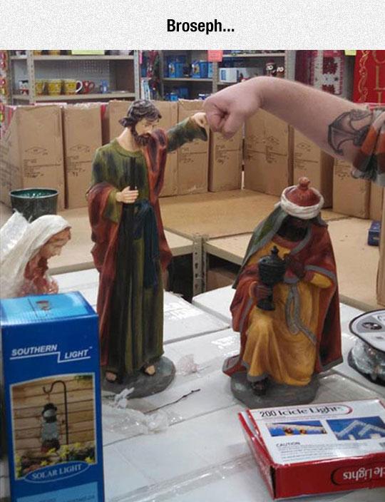 funny-Joseph-figure-fist-bump