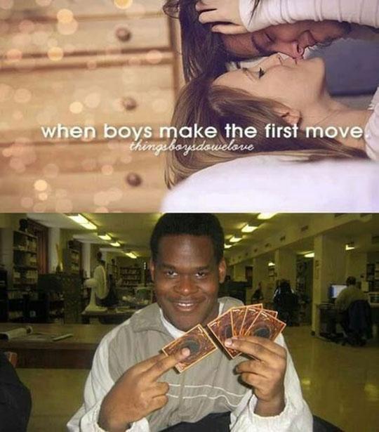 Your Move, Ladies