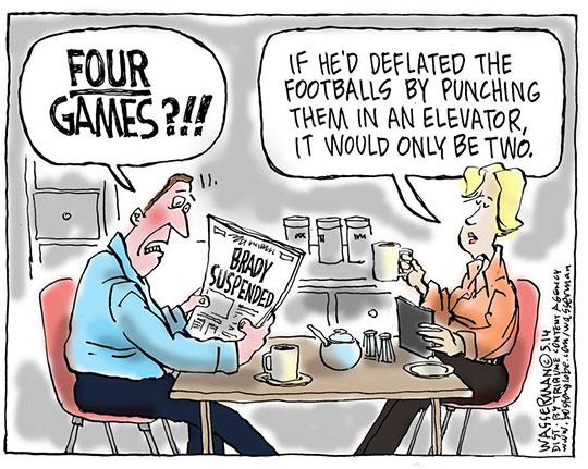 NFL Suspension