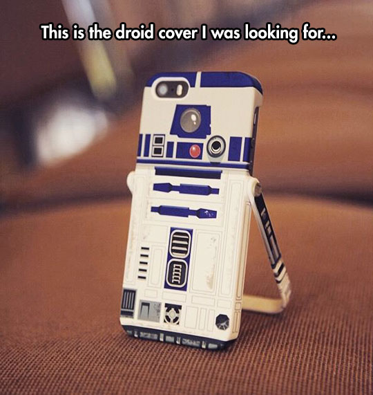 I Need This Droid Cover