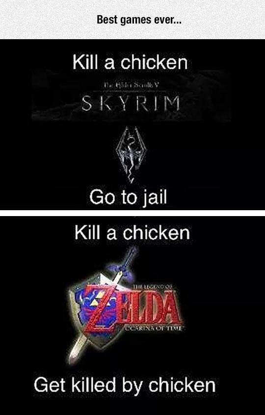 funny-Skyrim-Zelda-chicken