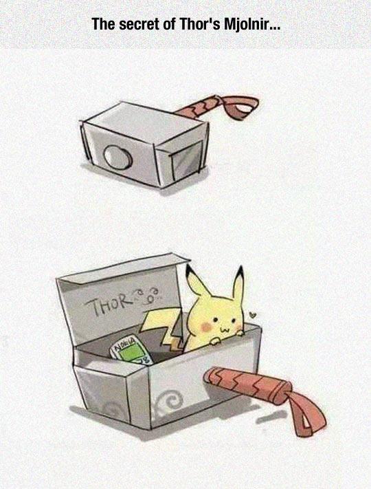 The Secret Of Thor