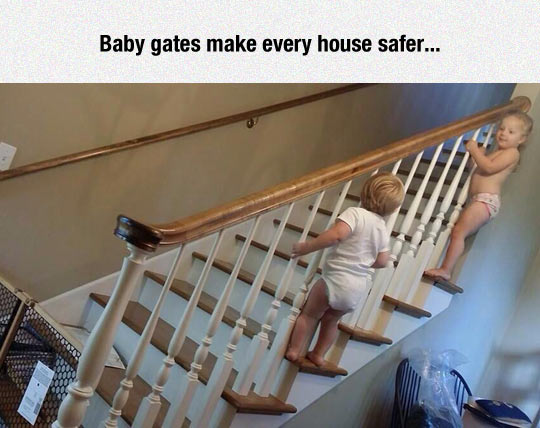 funny-babies-stairs-climbing-house