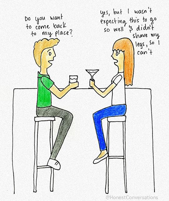 Very Honest Conversations