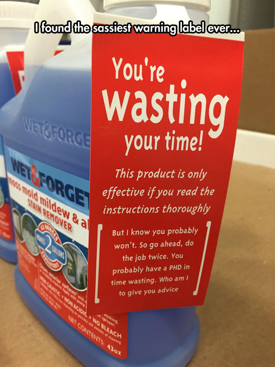 funny-cleaning-product-label-wasting