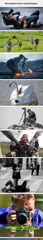 Dangerous Photographer