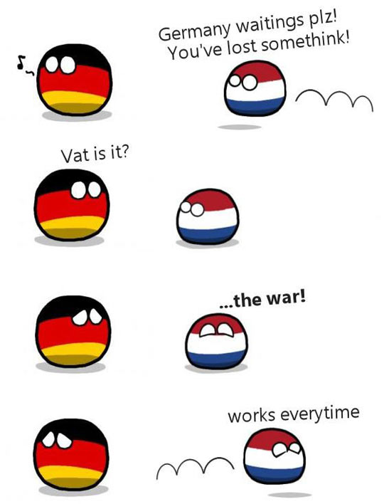 Hey Germany, You Lost Something
