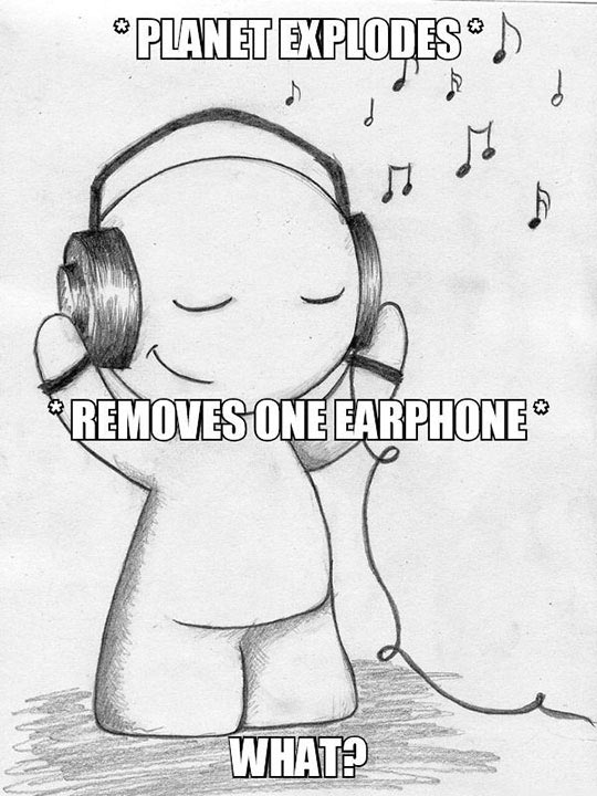 The Power Of Headphones