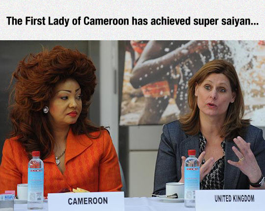 First Lady Of Cameroon