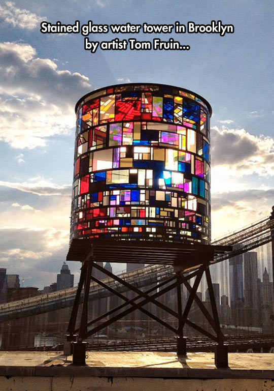 funny-glass-water-tower-art