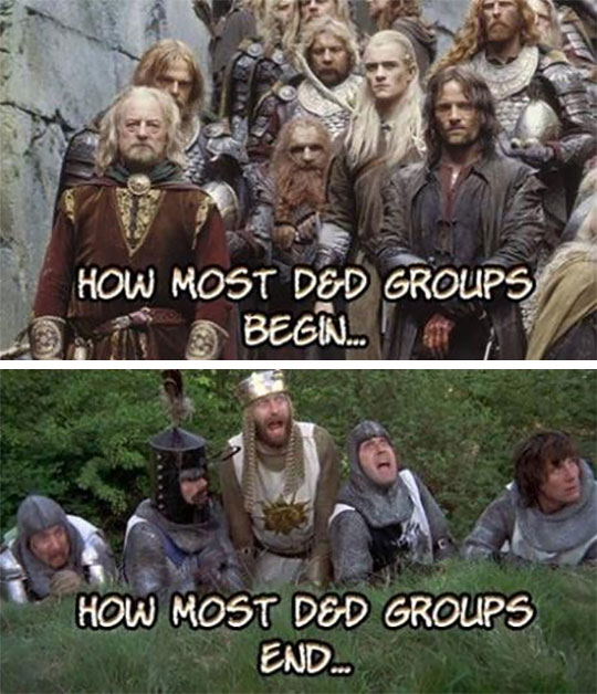 funny-groups-LotR-Monty-Python