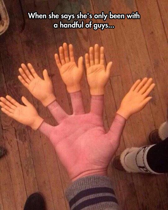 Handful Of Guys