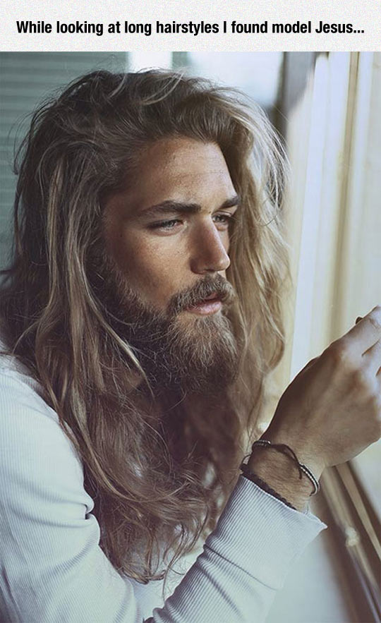 funny-long-hairstyles-for-men-Jesus