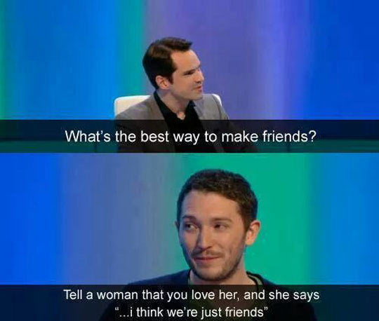 funny-make-friends-tell-woman