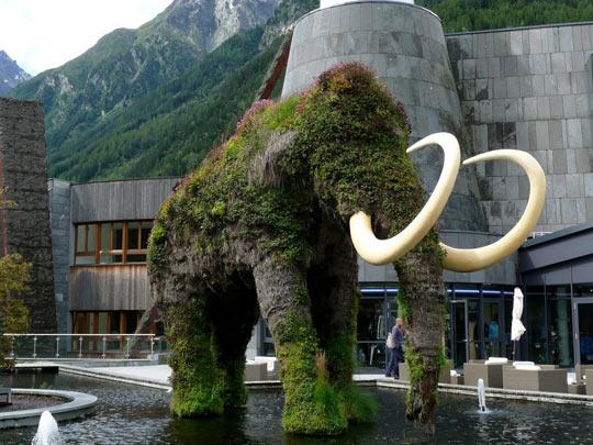 Mammoth In Austria
