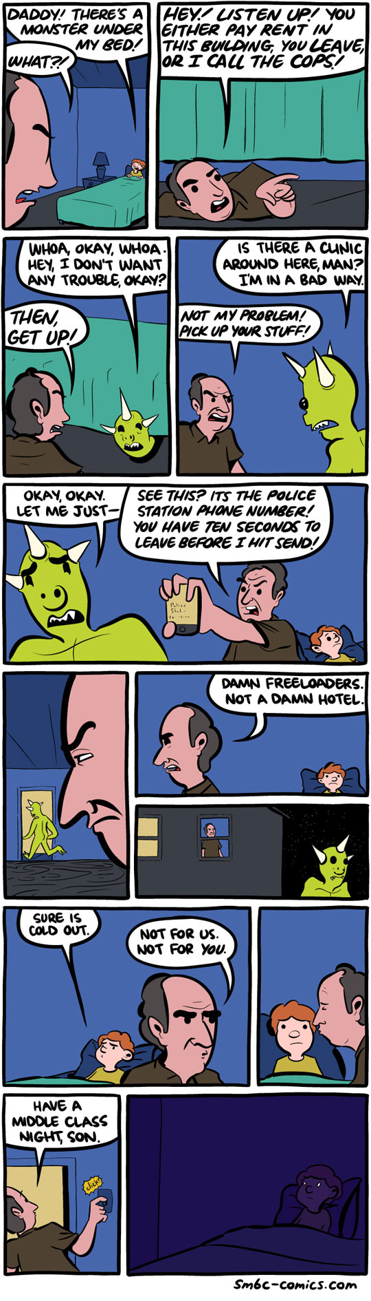 funny-monster-under-bed-comic